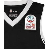 Beşiktaş Maillot Basket-Ball Noir Pour Enfants 20-21