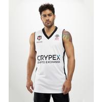 Beşiktaş Basketball Trikot Weiss 20-21