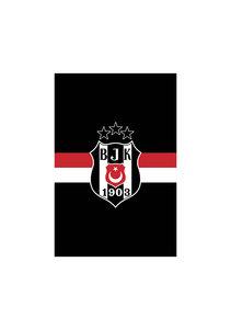 Beşiktaş Drapeau à rayures 600*900