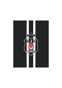 Beşiktaş Gestreept vlag 400*600