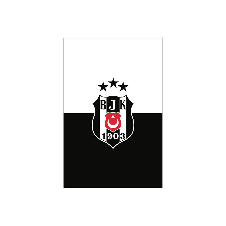 Beşiktaş Drapeau 600*900