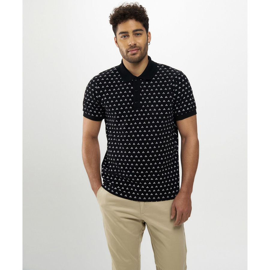 Beşiktaş Stars Polo T-Shirt Herren 7121130