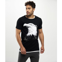 Beşiktaş Big Eagle T-Shirt Pour Hommes 7121111 Noir
