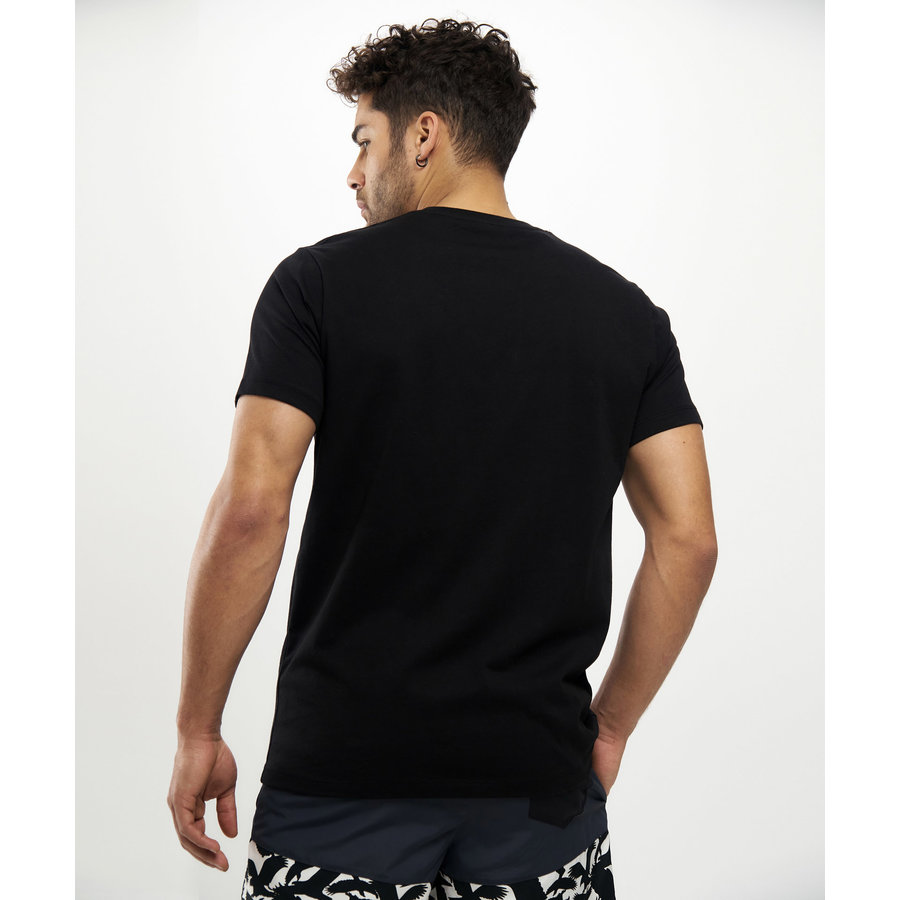 Beşiktaş Tone&Ton T-Shirt Herren 7121103 Schwarz