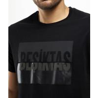 Beşiktaş Tone&Ton T-Shirt Pour Hommes 7121103 Noir