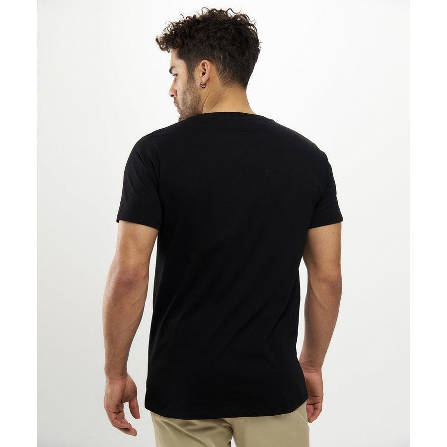 Beşiktaş Mens College Eagle T-Shirt 7121109
