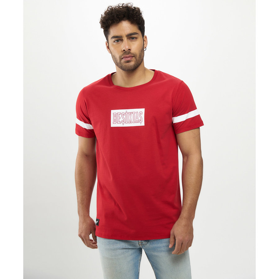 Beşiktaş Mens College Beşiktaş T-Shirt 7121104