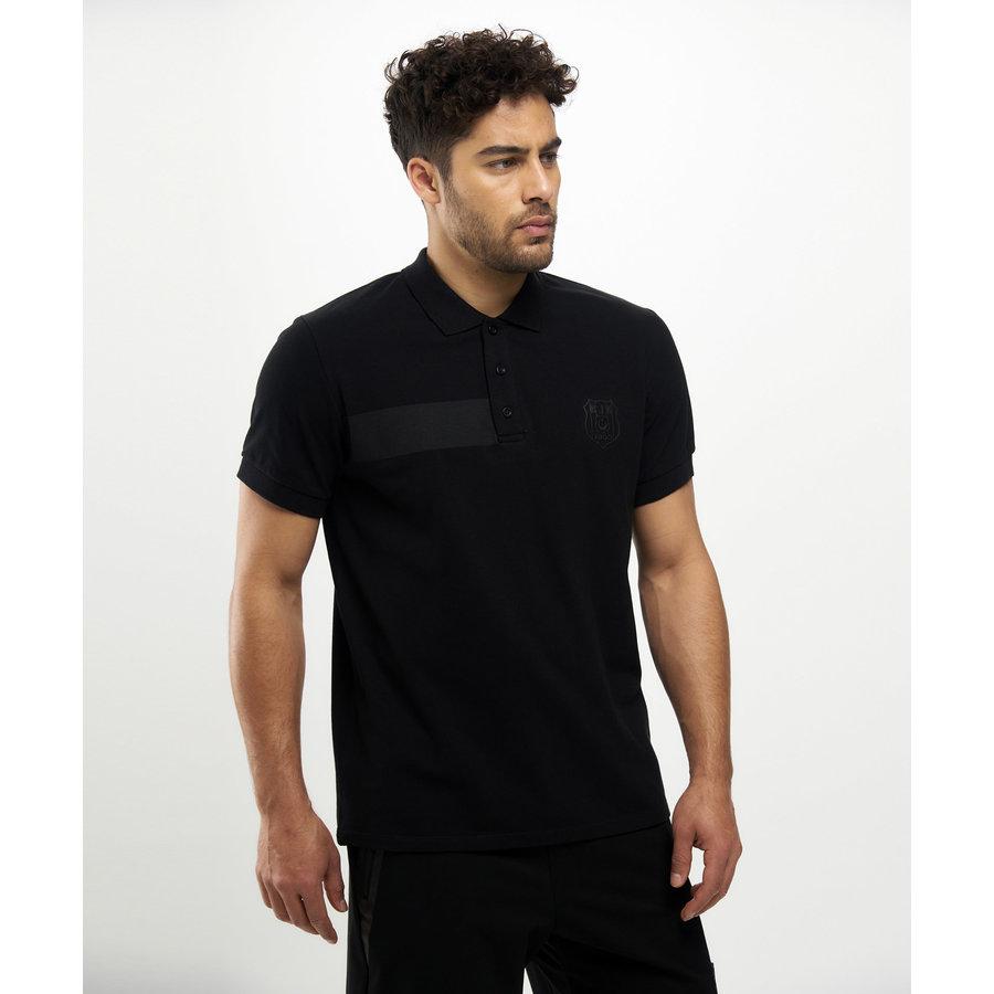 Beşiktaş Block Polo T-Shirt Herren 7121128