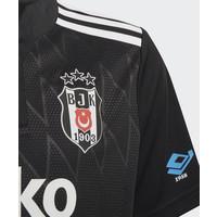 adidas Beşiktaş Kindershirt Zwart 21-22