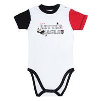 Beşiktaş Short Sleeved Baby Body Y21-105
