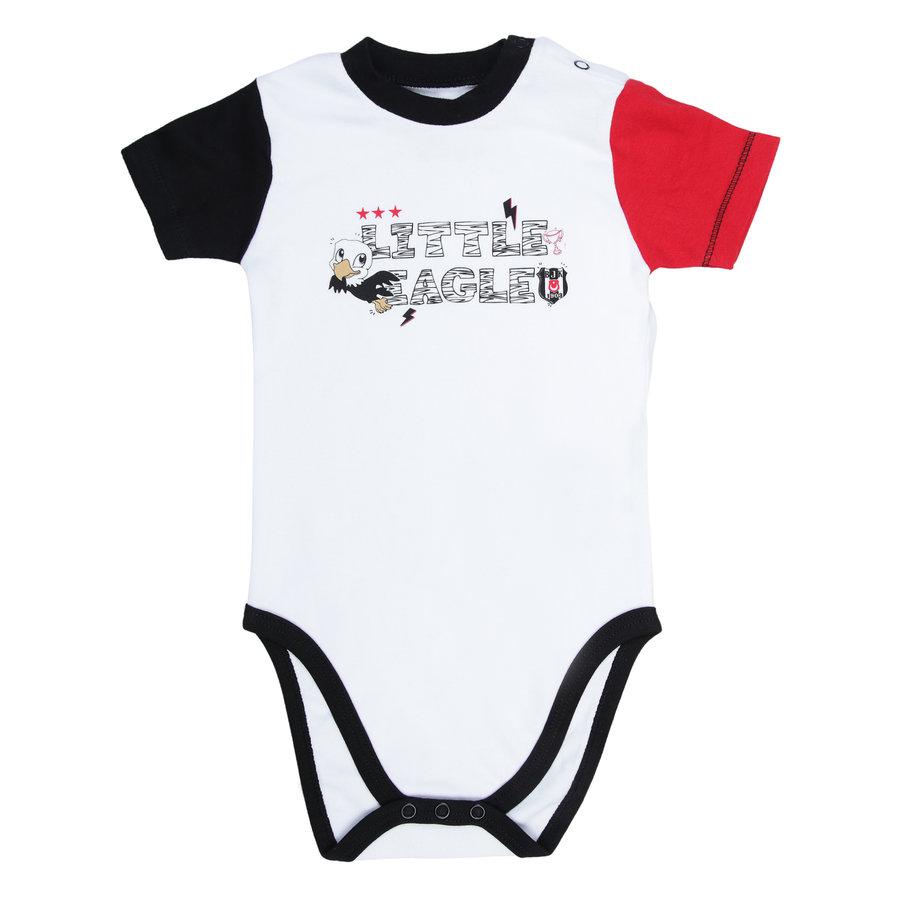 Beşiktaş Baby Kurzarmbody Y21-105