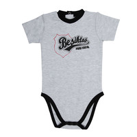 Beşiktaş Short Sleeved Baby Body Set Y21-107