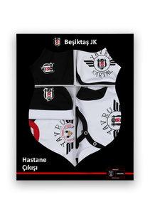 Beşiktaş Baby Hospital Set 7 pcs.7 st. Y21-101