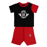 Beşiktaş Baby Zweiteilig Outfit Y21-118