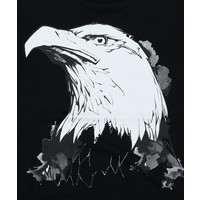 Beşiktaş Big Eagle T-Shirt Kinder 6121111 Schwarz