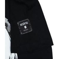 Beşiktaş Big Eagle T-Shirt Pour Enfants 6121111 Noir