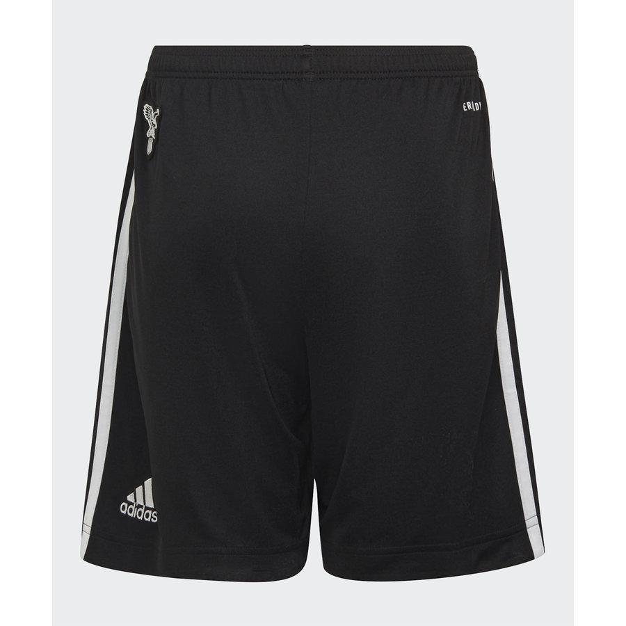 adidas Beşiktaş Short Schwarz 21-22 (Heim) GT9596