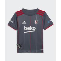 adidas Beşiktaş Mini Shirtset Grijs 21-22