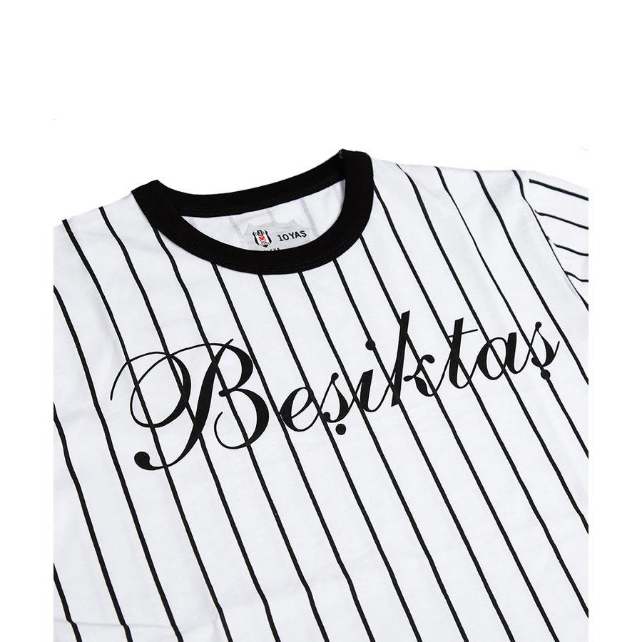 Beşiktaş Modern College T-Shirt Pour Enfants 6919121 Blanc
