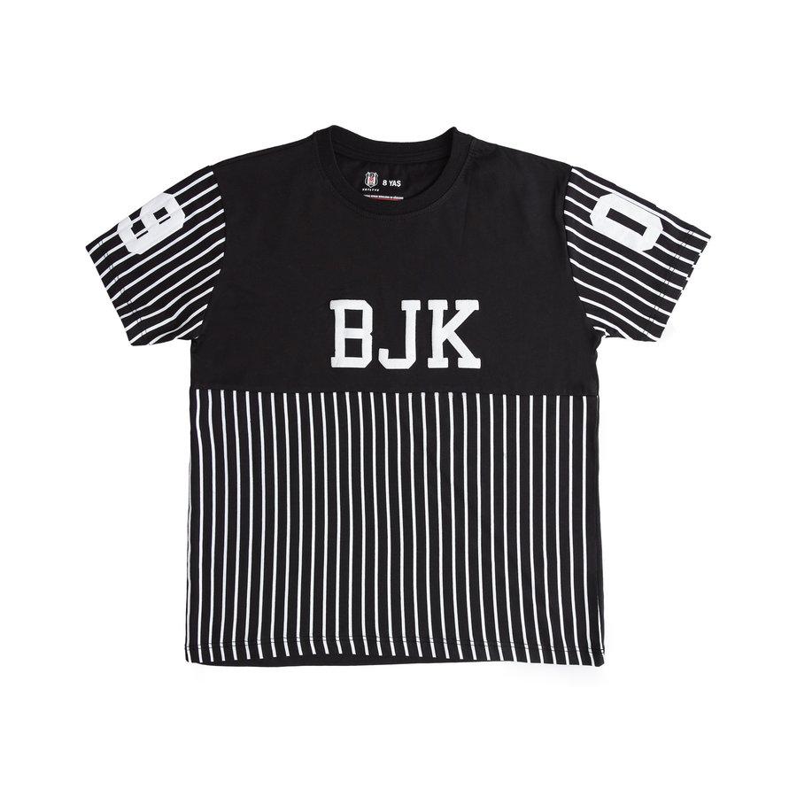Beşiktaş Stripe BJK T-Shirt Kinderen 6121116