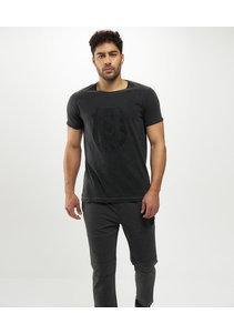 Beşiktaş Monochrome Logo T-Shirt Pour Hommes 7121123