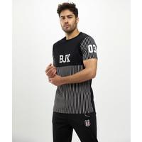 Beşiktaş Stripe BJK T-Shirt Herren 7121116