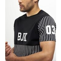 Beşiktaş Mens Stripe BJK T-Shirt 7121116