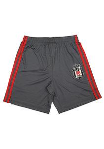 adidas Beşiktaş Short Gris Pour Enfants 21-22 (3.Short) GT9582