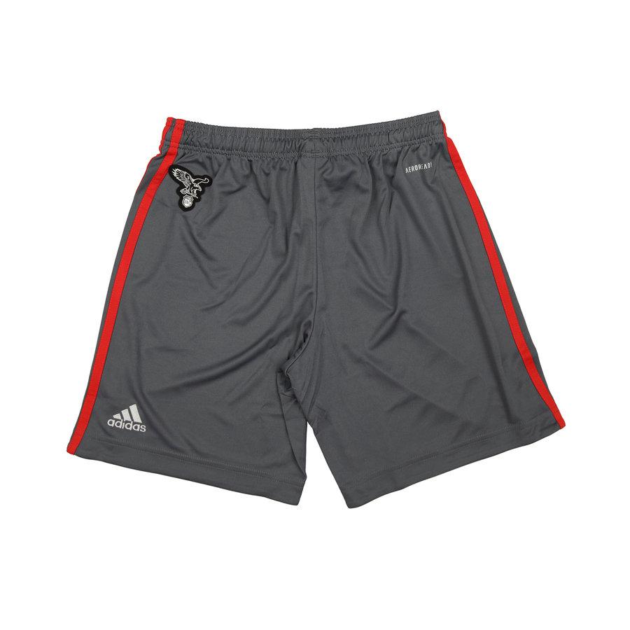 adidas Beşiktaş Short Grau Kinder 21-22 (3.Short) GT9582