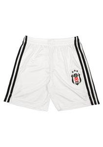 adidas Beşiktaş Short Blanc Pour Enfants 21-22 (Extérieur) GT9590