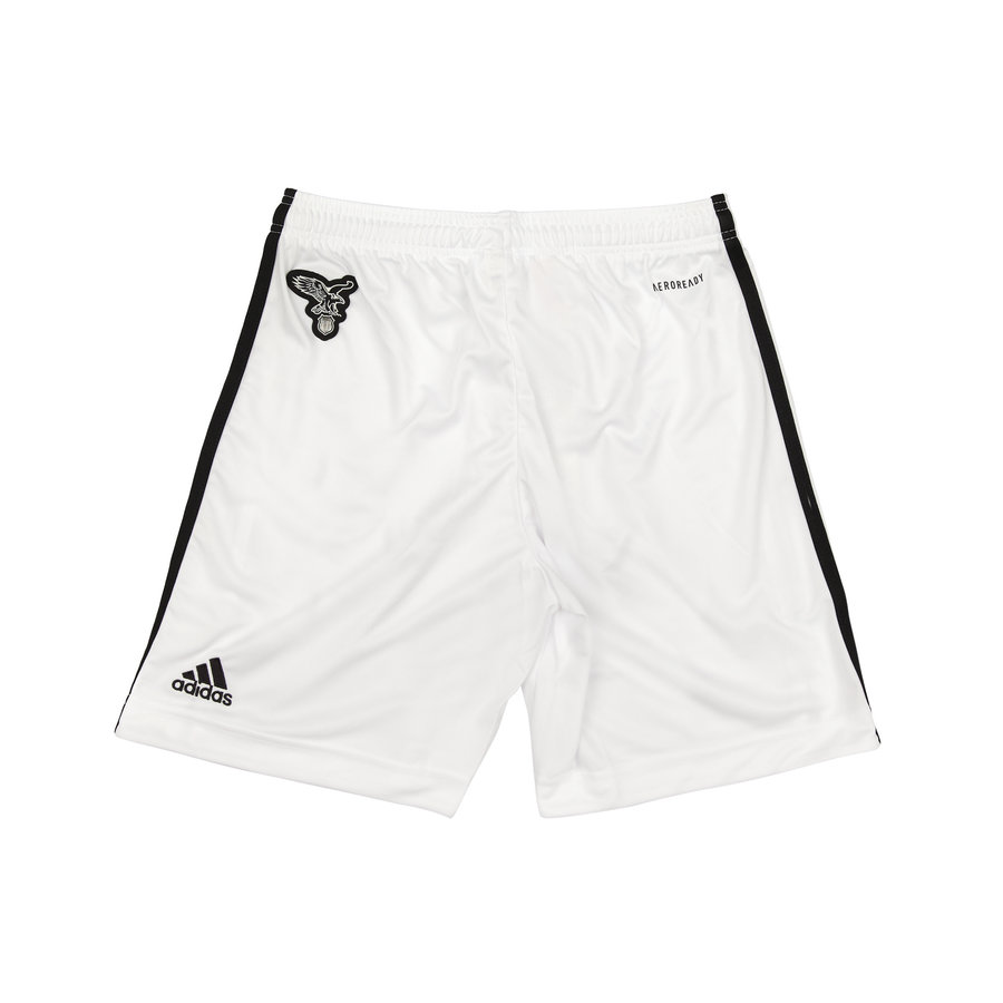 adidas Beşiktaş Short Weiss Kinder 21-22 (Auswärts) GT9590