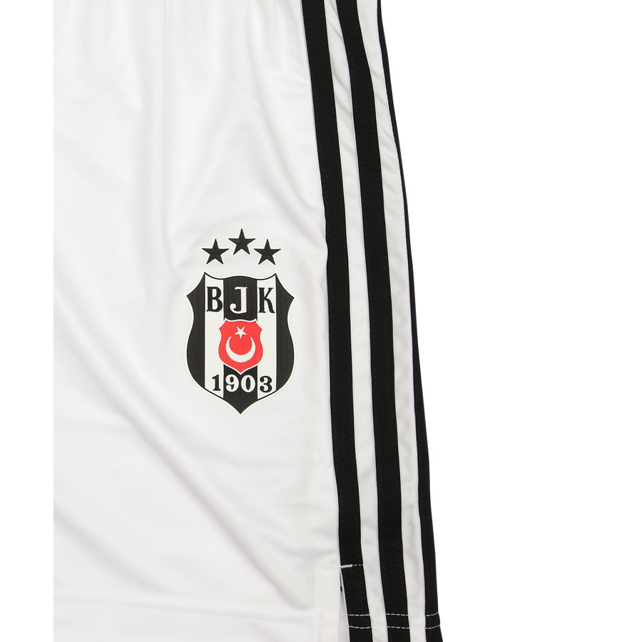adidas Beşiktaş Short Wit Kinderen 21-22 (Uit) GT9590