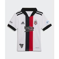 adidas Beşiktaş Mini Shirtset Weiss 21-22