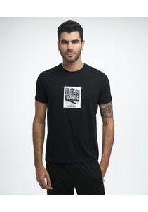 Beşiktaş T-Shirt Heren 7122110 Zwart