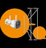 Imou New Bullet IP-beveiligingscamera