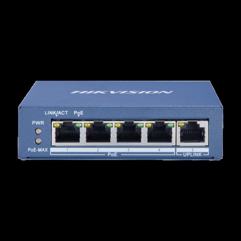 HikVision Hikvision DS-3E0505P-E
