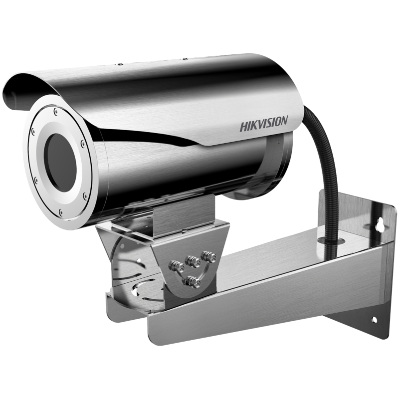HikVision HIKVISION DS-2TD2466 - Roestwerende Thermische Netwerk Bullet Camera