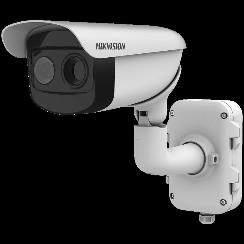 HikVision HIKVISION DS-2TD2836 - Thermische & Optische Netwerk Bullet Camera