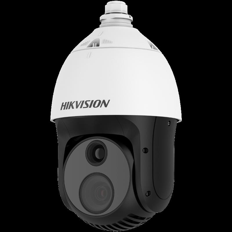 HikVision HIKVISION DS-2TD4237 - Thermische & Optische Netwerk Speed Dome beveiligingscamera