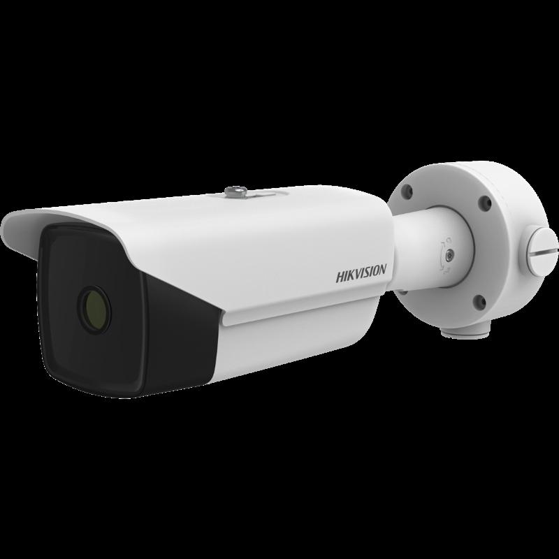 HikVision HIKVISION DS-2TD2137-x/PY - Thermische Netwerk Bullet Camera