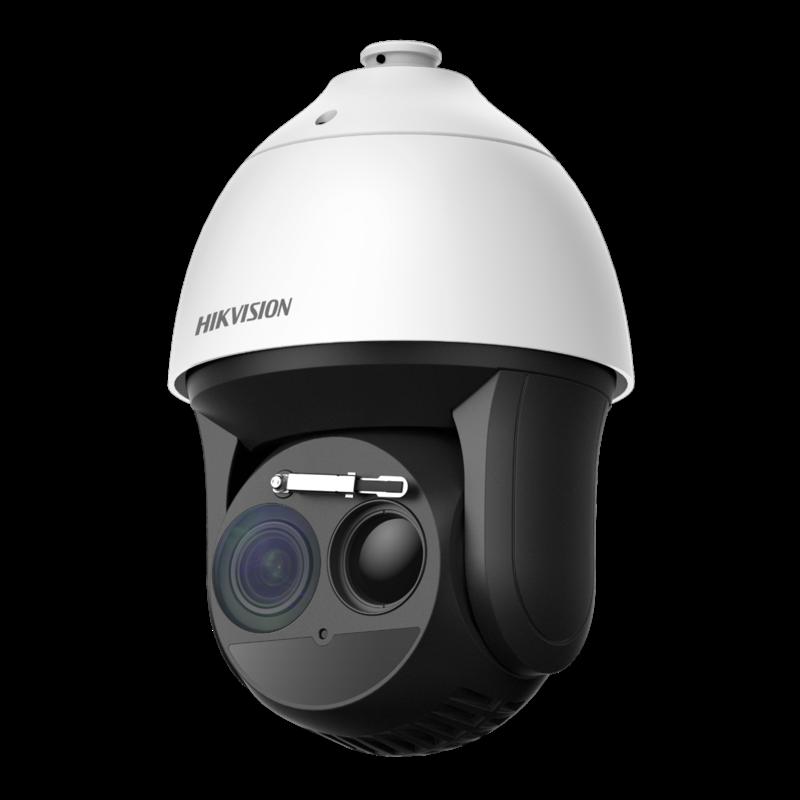 HikVision HIKVISION DS-2TD4137 - Thermische & Optische Network Speed Dome beveiligingscamera