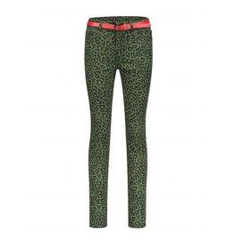 NIKKIE Groene Nikkie Betty Leopard Pantalon