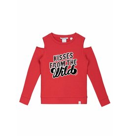 NIK & NIK Rood Nik&Nik Paige Sweater