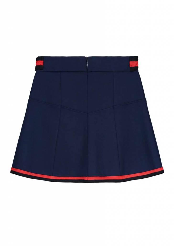 NIK & NIK Blauw Nik&Nik Charis Skirt