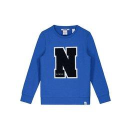 NIK & NIK Blauw Nik&Nik Pascal sweater
