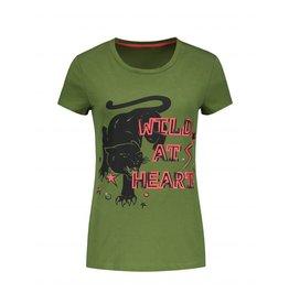 NIKKIE Nikkie Wild At Heart Shirt