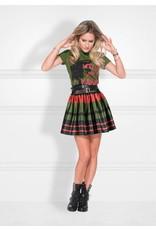 NIKKIE Groene Nikkie Larice Skirt