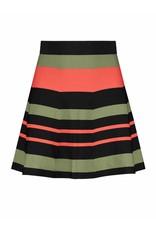 NIKKIE Multi Stripe Nikkie Skylar Skirt