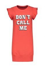 NIKKIE Rood Nikkie Don't Call Me Dress