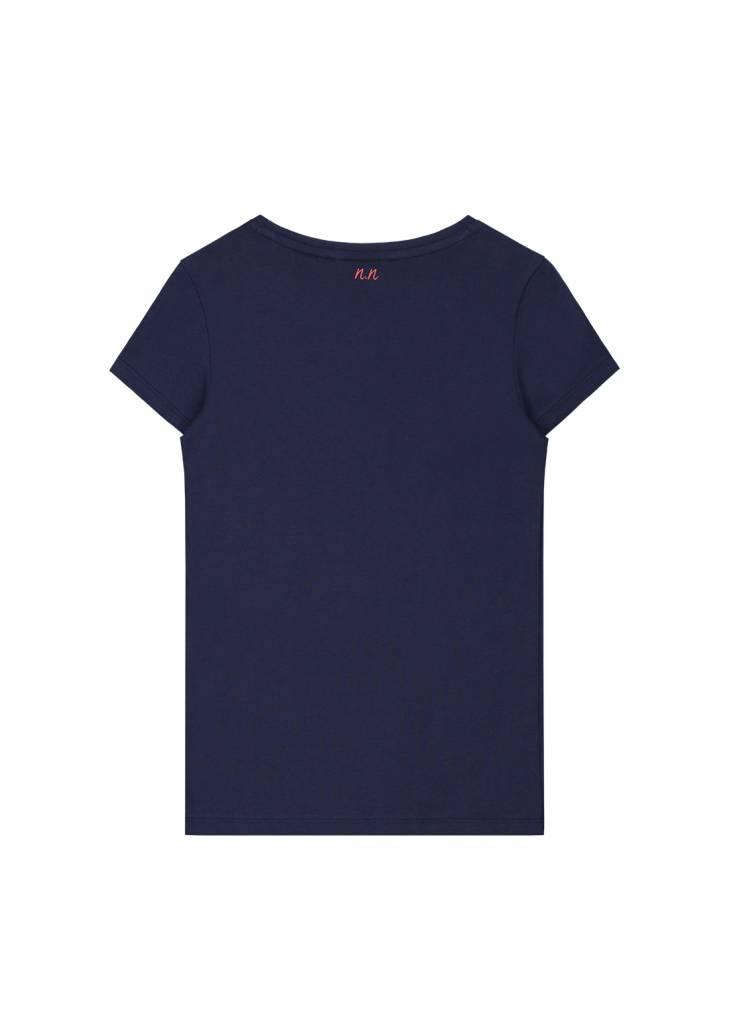 NIK & NIK Blauw Nik&Nik Paula T-shirt
